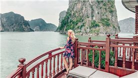 Luxury cruises become iconic feature of Vietnam's tourism