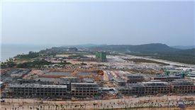 Real estate transactions freeze in Van Don and Bac Van Phong