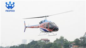 FastGo debuts helicopter-sharing service