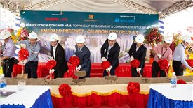 Hoa Binh kicks off third phase package of Celadon City project