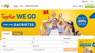 Vietnamese online travel app raised Swiss investor's funding in its $45 million market capitalization