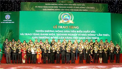 Outstanding foreign firms highlighted for Vietnam's agriculture and rural development