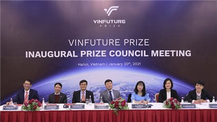 VinFuture announces criteria for $3-million prize