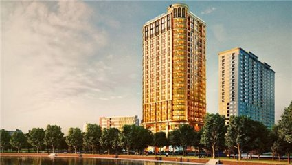 World's first gold-plated hotel opens door in Vietnam