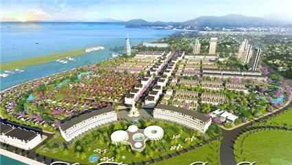 IRBLand announced $215 million urban area project in Phu Yen