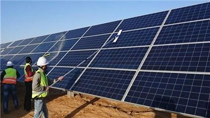 Bamboo Capital pours investment in three solar power plants in Long An province