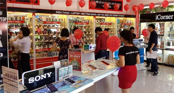 Vietnam's mobile market heats up with foreign players