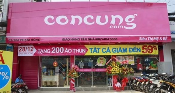 Con Cung's mislabeling acts cope with administrative fines after inspection