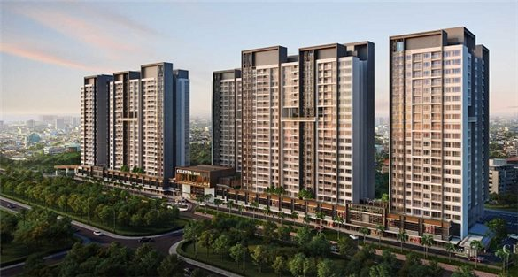Keppel Land acquires another housing complex in Saigon South