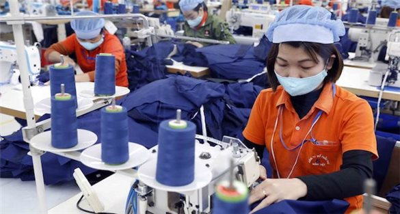 ADB trims Vietnam's 2021 growth outlook to 3.8 per cent