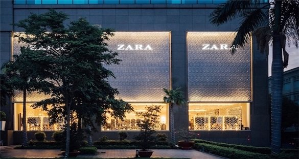 Earning millions of dollars, H&M and Zara set firm foothold in Vietnam