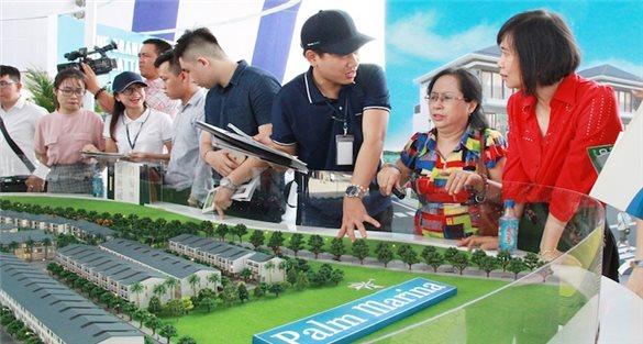 Ho Chi Minh City sees uptick in condo absorption
