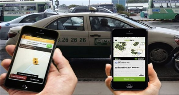 Domestic taxi firms unite to compete with Grab