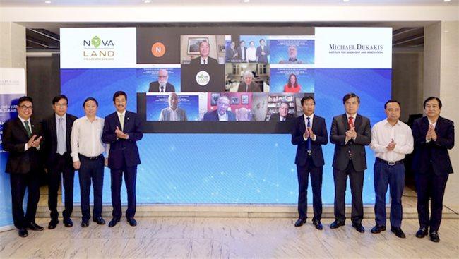Novaland partners Michael Dukakis to promote $5-billion tourism city