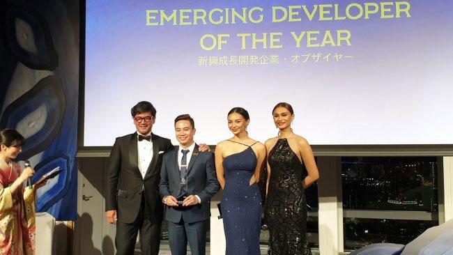 Netland wins 'Emerging Developer of the Year' award