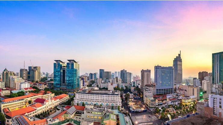 Mid-end segment dominates Ho Chi Minh City's real estate market