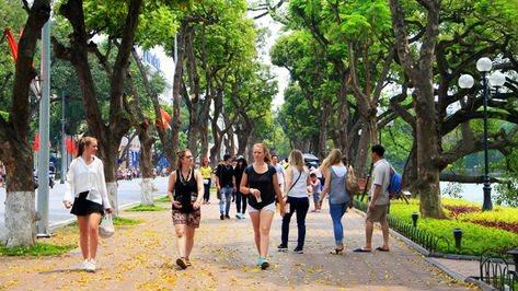 Hanoi and Ho Chi Minh City fast becoming international tourist destinations