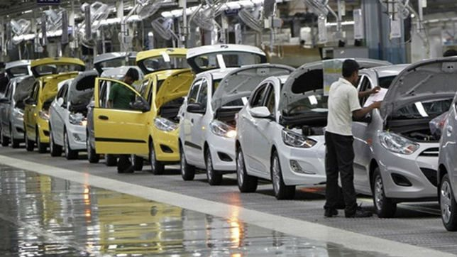 Over twenty thousand cars sold in October showing a rebound in the market
