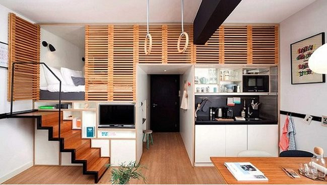 25-square-meter micro apartments recommended being built on margins of Ho Chi Minh city