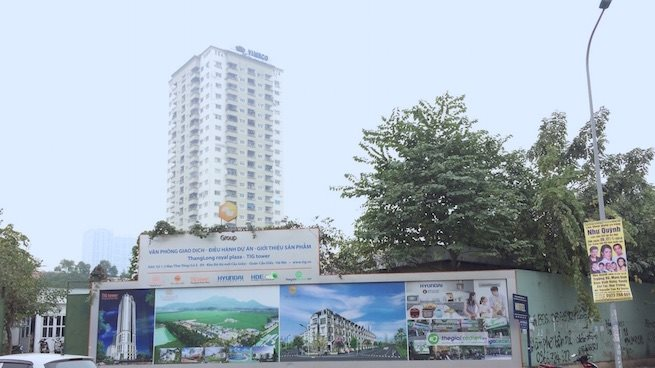 Owner of King's Garden Resort & Villas sold entire stake in 30-storey building