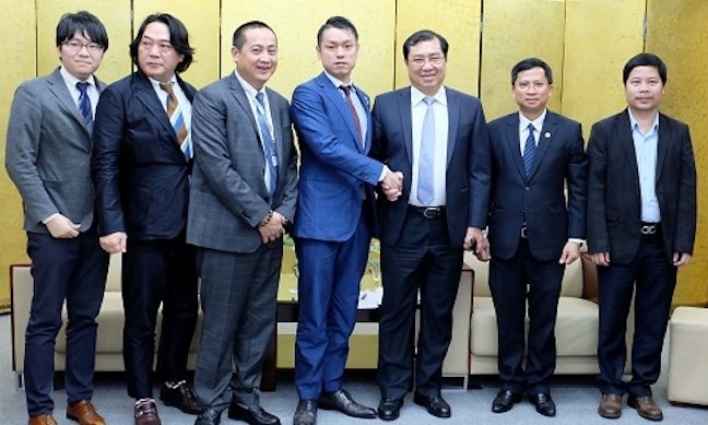 Japanese corporation unearthed to invest in US$100 million tourist complex in Danang