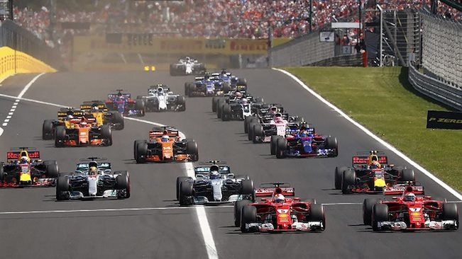 Hanoi to host Formula 1 Grand Prix from 2020