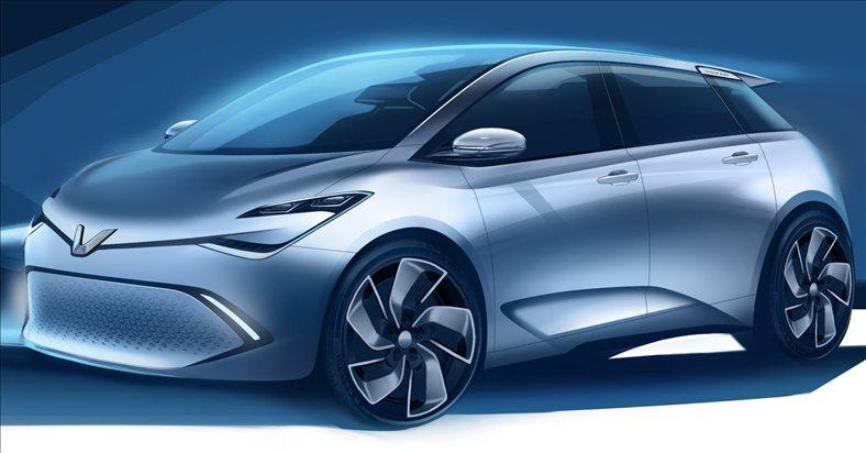 Vietnamese-branded Vinfast announced 36 car designs