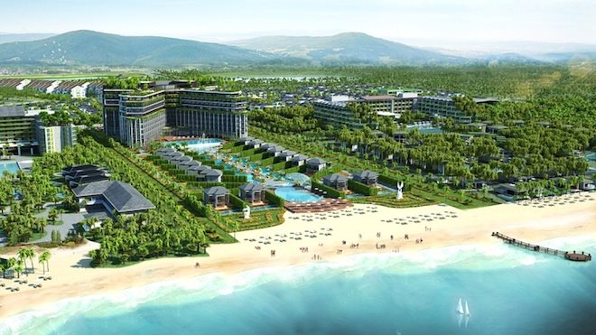 Vietnam sees rising interest from international hotel operators