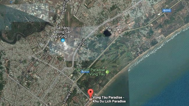 Korean firm willing to invest $3.2 billion to revive Vung Tau Paradise project