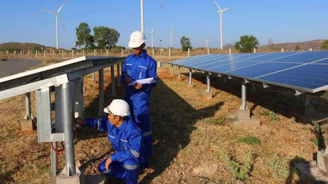 Private capital to finance Vietnam's future energy development: WB