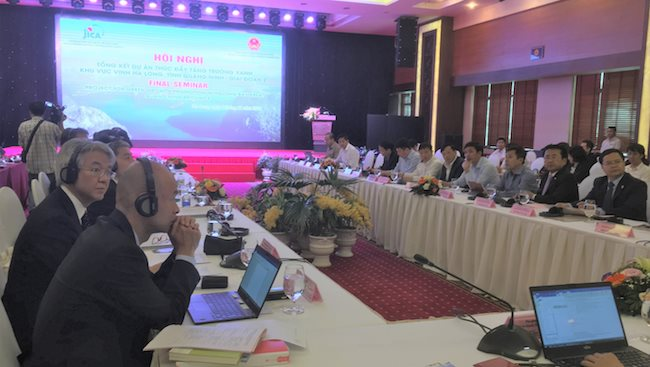 JICA supports Quang Ninh on green growth