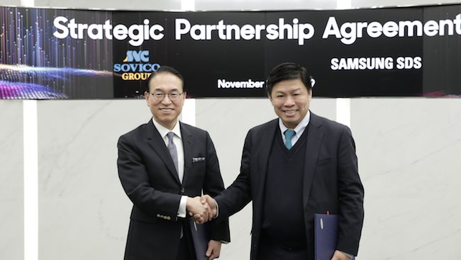 Sovico and Samsung SDS signs MoU on comprehensive strategic cooperation