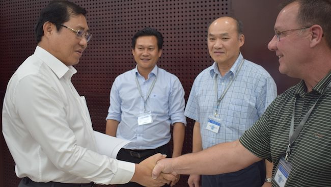 US aircraft component producer joins Japanese resort developer to invest in Danang