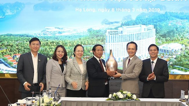 FLC Group eyes 70-storey twin towers in Haiphong
