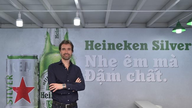 Heineken launching new easy-to-drink premium beer