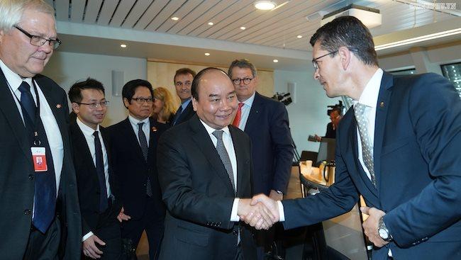 Norwegian enterprises desire to boost investment in Vietnam