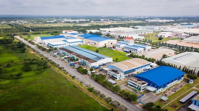 Industrial real estate stands tall amid Covid-19