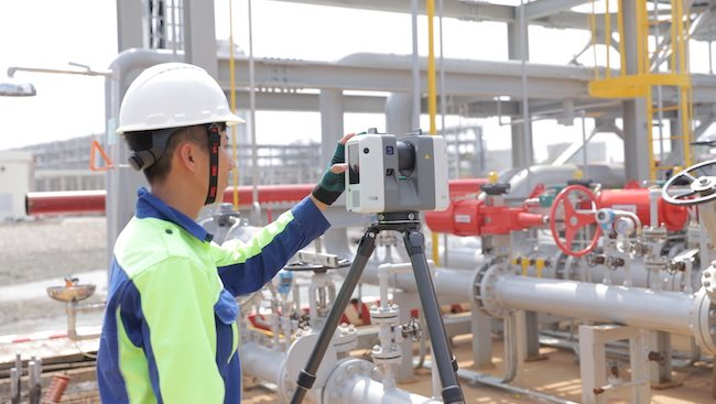 Vietnam's construction industry adopts geospatial technology