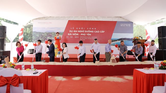 Indochina Kajima invests in 60ha luxury resort in Phu Yen