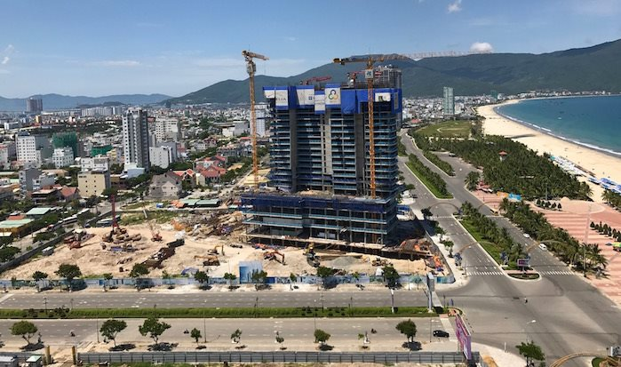 The contradictory fate of Da Nang real estate projects