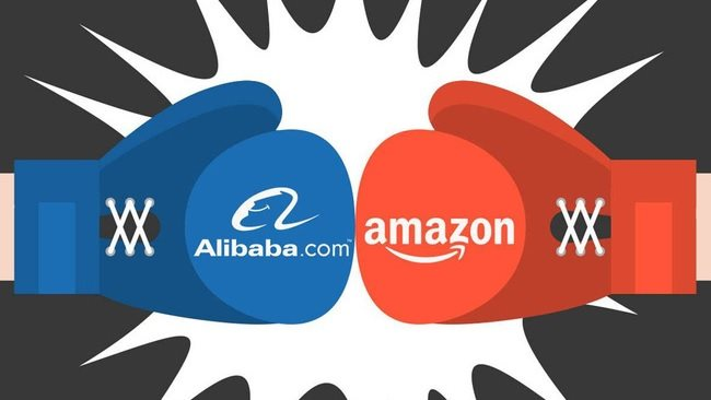 Amazon – Alibaba competition toughens in Vietnam and Southeast Asia