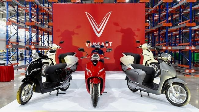 Initial price of VinFast's e-scooters Klara announced being record