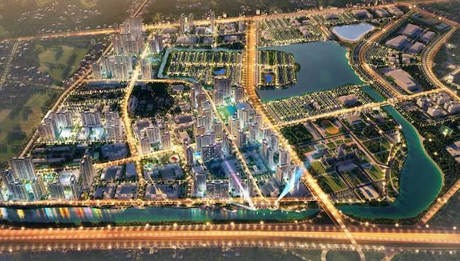 Vinhomes announces VinCity mega urban areas