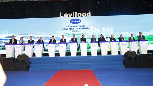 Lavifood inaugurates Vietnam's largest veggie processing plant