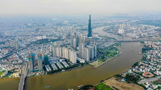 Ho Chi Minh City ranked first in real estate development prospect in 2020