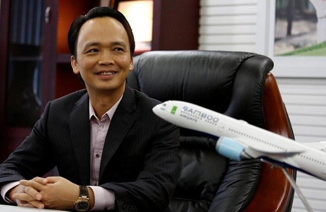 FLC founder takes over as president and CEO of Bamboo Airways amid ambitious expansion
