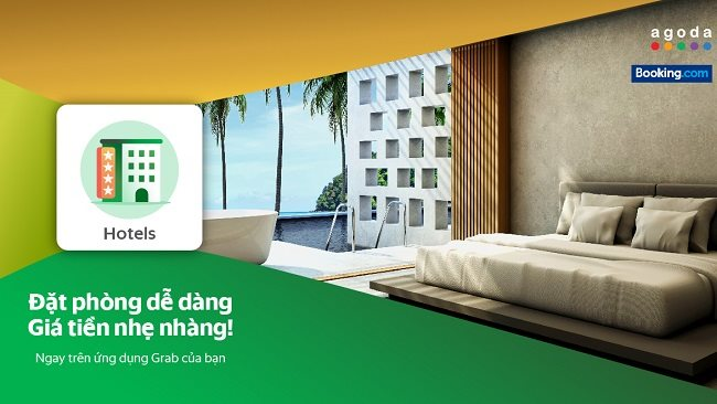 Grab launches hotel booking service in Vietnam