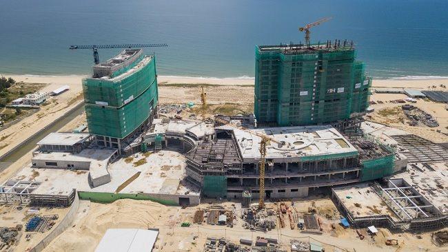 Hoiana casino expected to open early next year