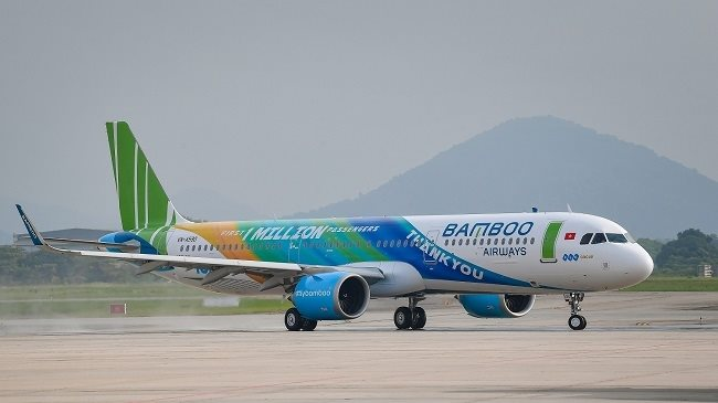 Vietnam's first airline suspends flights to South Korea over coronavirus concerns