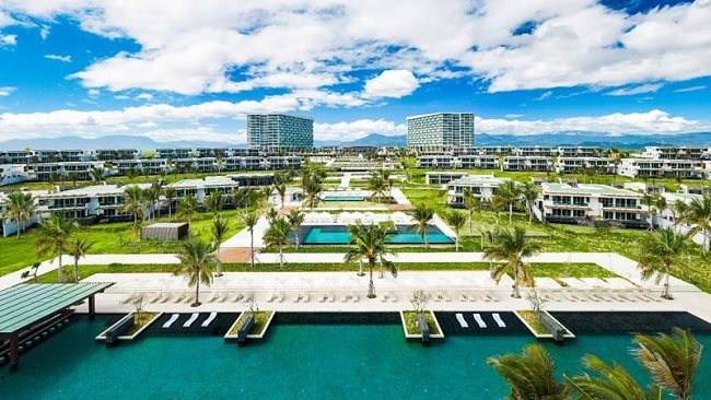 Alma resort re-opens on scenic Cam Ranh peninsula